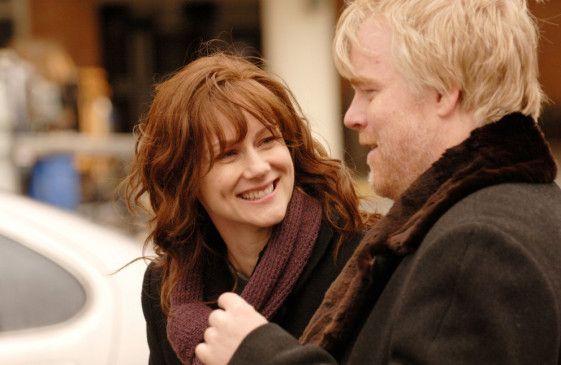 Wieder vereint: Laura Linney und Philip Seymour Hoffman als Geschwister Savage