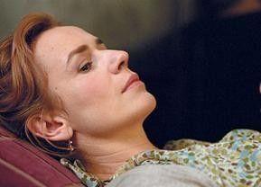 Auf der Couch: Sandrine Bonnaire