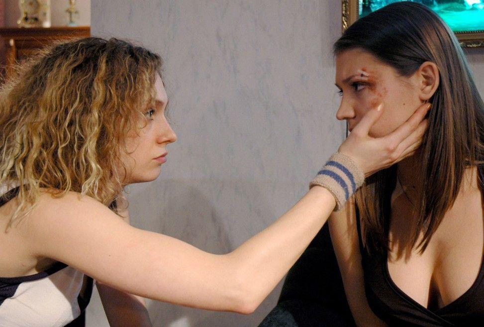 Das wird schon wieder! Henriette Müller (l.) tröstet Irina Potapenko