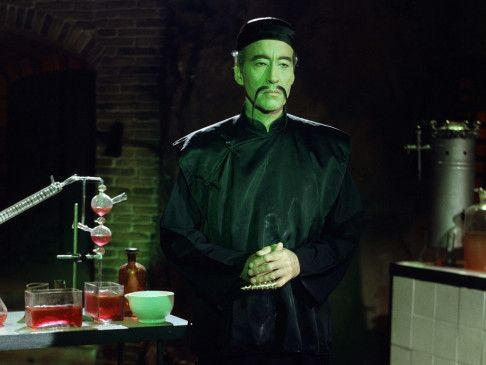 Willkommen in meiner Folterkammer! Christopher Lee als Fu Man Chu