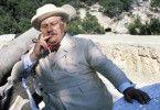 Wer ist der Täter? Peter Ustinov als Hercule Poirot