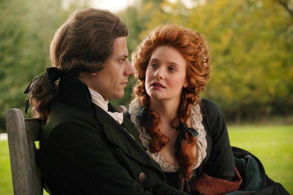 Du bist im Recht! Barbara Wilberforce (Romola Garai) spricht ihrem Mann William (Ioan Gruffudd) Mut zu