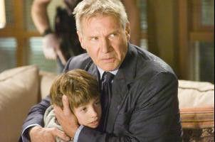 Angst um die Familie: Harrison Ford