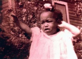 Eines der Opfer des hinterhältigen Bombenanschlags von Birmingham