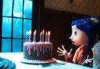 Böses Omen zum Geburtstag? Coraline erschrickt