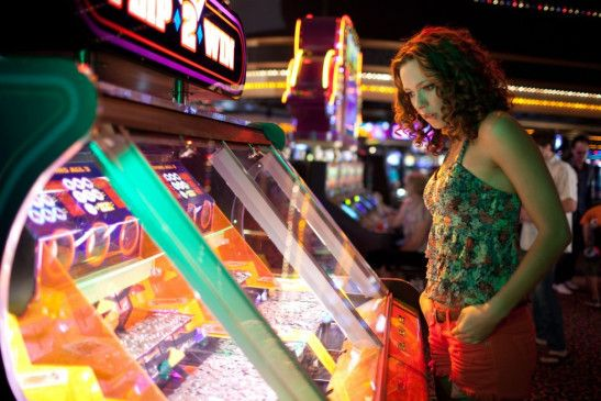 Träumt von der Karriere in Vegas: Rebecca Hall