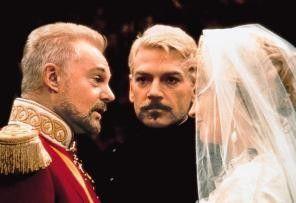 Willst du wirklich heiraten? Derek Jacobi, Kenneth Branagh und Julie Christie (v.l.)