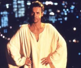Ihr glaubt mir also nicht, dass ich Jesus bin -  Lothaire Bluteau in der Rolle des Heilands