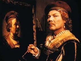 Ich male, also bin ich! Klaus Maria Brandauer als  Rembrandt