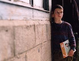 Was ist denn mit Ayshe los? Ridvan Yagci als Nachbarsjunge Mehmet