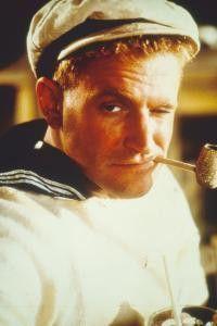 Robin Williams als Popeye