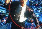 Auf geht's in neue Cyber-Welten: Keanu Reeves als  Datenkurier