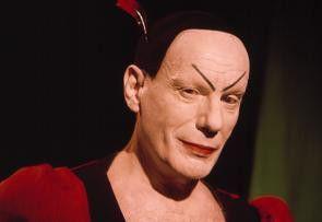 Gustaf Gründgens in seiner wohl berühmtesten Rolle  als Mephisto