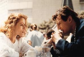 Noch sind sie glücklich: Frances McDormand und Liam Neeson