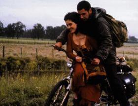 Der Beginn einer Love-Story? Walter Quiroz und  Soledad Alfaro