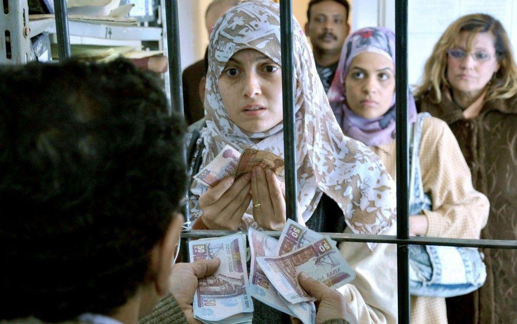 Mehr Geld gleich mehr Rechte? Boshra in der Rolle der Fayza