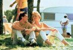 Noch ist für das junge Paar alles in Butter: Gene  Bervoets und Johanna ter Steege