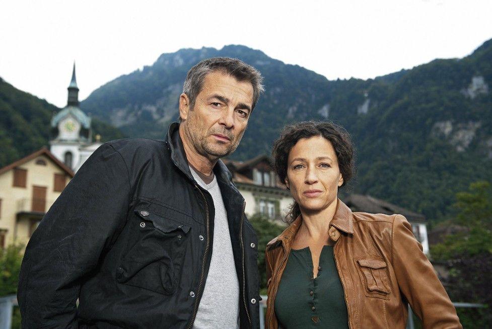 Reto Flückiger (Stefan Gubser) und Liz Ritschard (Delia Mayer) müssen einen Mord aufklären