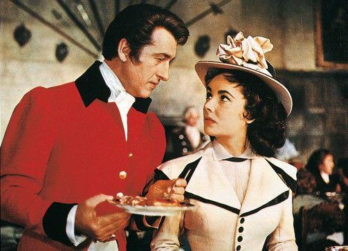 Ich weiß, der Prinz ist nicht gerade schön! Stewart Granger becirct Liz Taylor
