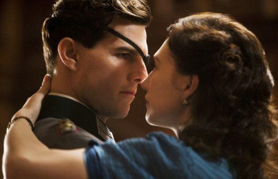 Alles wird gut: Tom Cruise und Carice van Houten