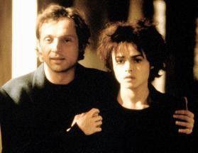 Na, das ist wohl unsere Traumwohnung! Helena  Bonham Carter und Jean-Philippe Ecoffey sind  begeistert