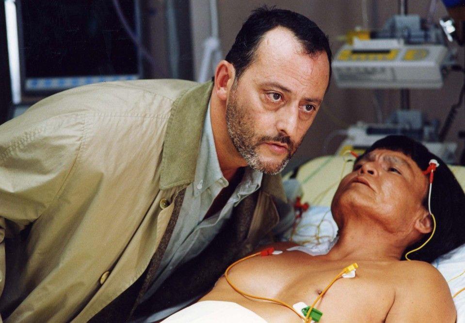 Dolmetscher Campana (Jean Reno) lässt sich zu einem waghalsigen Abenteuer überreden