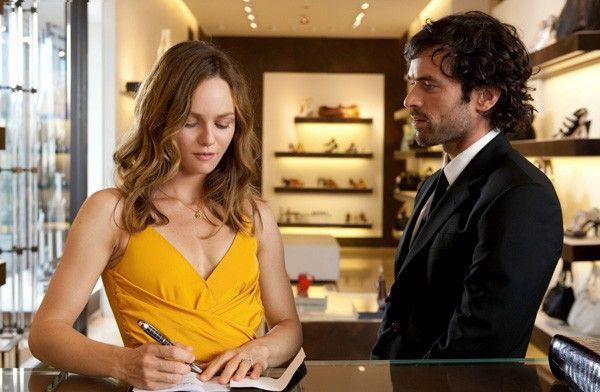 Ein schwieriger Job: Vanessa Paradis macht Roman Duris Ärger