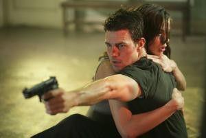 Es darf wieder geballert werden: Tom Cruise im Einsatz
