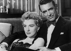 Die istr was für mich! Cary Grant mit Deborah Kerr
