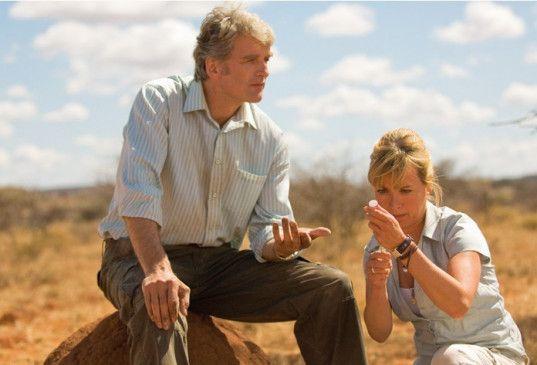 Gerber (Walter Sittler) trifft in Afrika seine alte Jugendliebe Karen (Katharina Abt) wieder