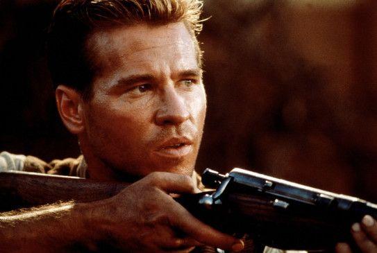 Vorsicht, ich schieße auf alles! Val Kilmer als  Löwenjäger