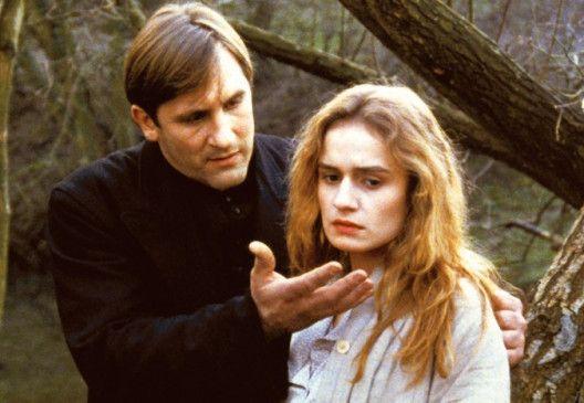 Ich weiß alles, meine Kleine!! Gérard Deardieu mit Sandrine Bonnaire