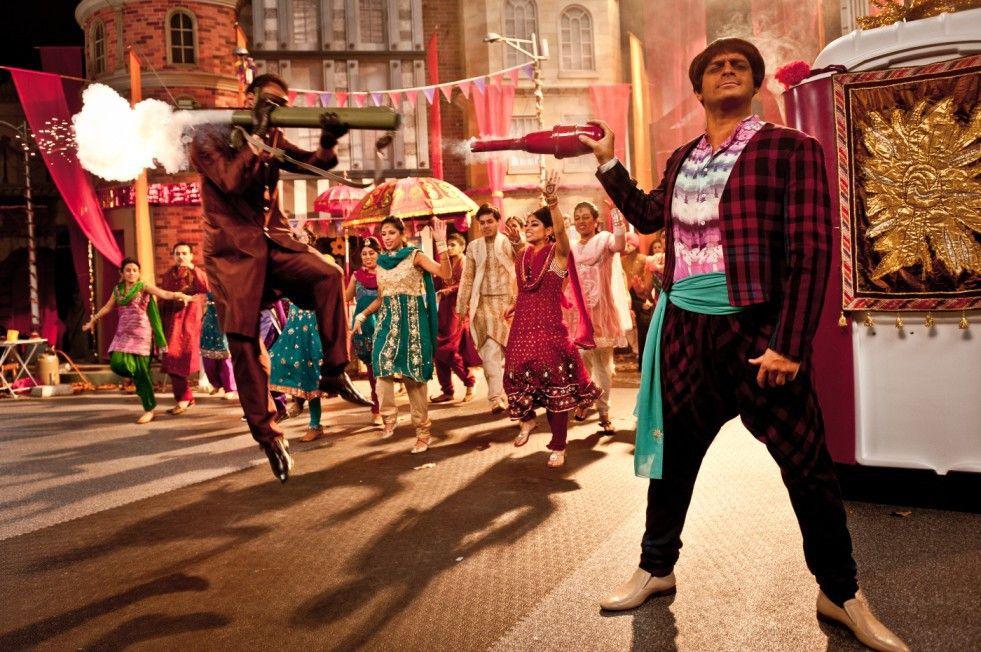 Süperagent in Bollywood: Kaya Yanar