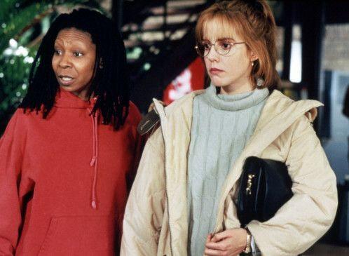Eine ungewöhnliche Freundschaft: Whoopi Goldberg und Mary-Louise Parker