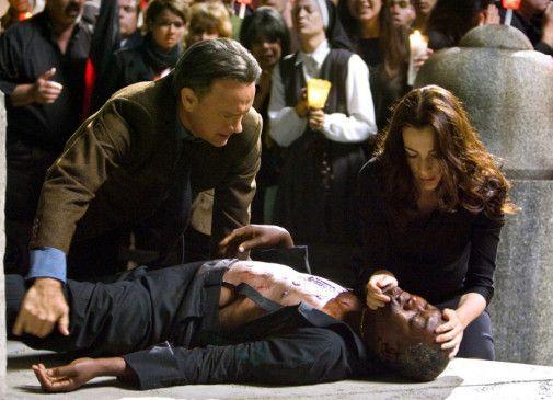 Schon wieder zu spät: Tom Hanks und Ayelet Zurer