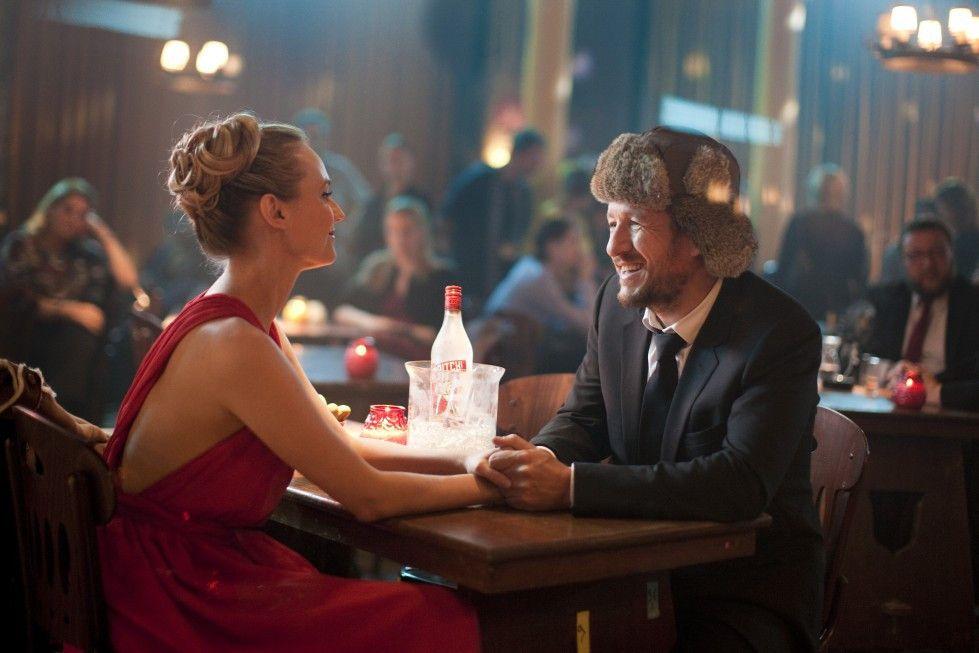 Romantisches Rendezvous? Diane Kruger und Dany Boon