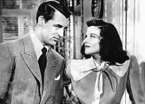 Nur noch eine Nacht, Schatz! Cary Grant bezirzt Katharine Hepburn