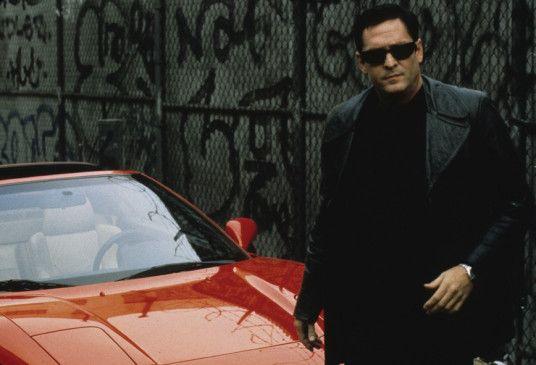Cooler Hecht: Michael Madsen als Stuntdriver