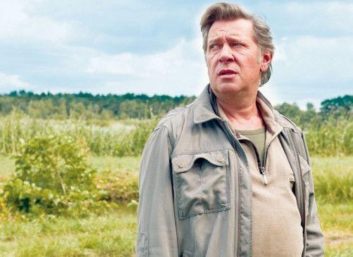 Hat es nicht leicht: Jan Fedder als Fischzüchter Frank Wittmann