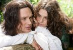 Eine Liebe, die tragisch endet: Heathcliff (Tom Hardy) und Cathy (Charlotte Riley)
