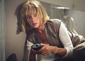"""Bin ich hier nicht in """"Kill Bill""""? Uma Thurman desorientiert wie selten"""