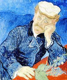 Das berühmte Portrait des Doktor Gachet. Ist es ein van Gogh oder nicht?