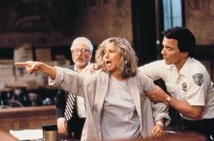 Was heißt hier Missachtung des Gerichts, du Penner?  Dreht Barbra Streisand durch?