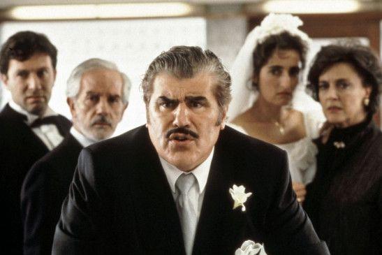 Wir müssen diese Hochzeitsfeier durchziehen: Mario Adorf in einer Paraderolle als Francesco