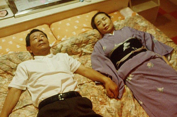 Wieder frisch verliebt? Masaru Taga und Yasuko Namikibashi