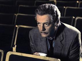 Marcello Mastroianni als Kinobesitzer Jordan