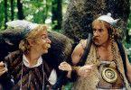 Erst gut schlemmen und dann sollten wir ein paar  Römer verprügeln - Christian Clavier und Gérard  Depardieu (r.)