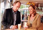 Die alte Liebe ist da! Herbert Knaup und Nina Petri