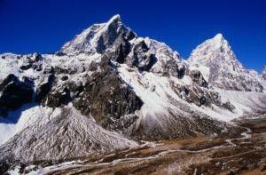 Kostete bereits hunderten von Bergsteigern das Leben: der Mount Everest