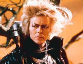 Ich bin der fesche Koboldkönig! David Bowie